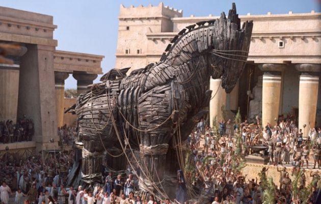 11 Ιουνίου 1184 π.Χ.: Άλωση της Τροίας από τους Έλληνες