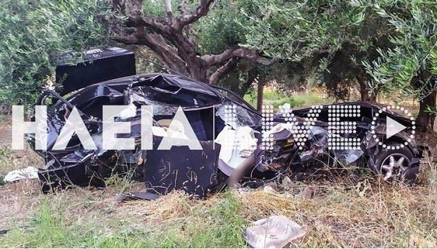 17χρονος σκοτώθηκε σε τροχαίο – Ο 18χρονος οδηγός εκτινάχθηκε από το αυτοκίνητο