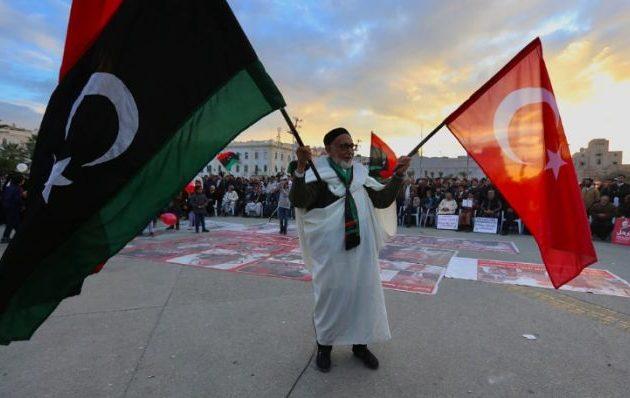 Τούρκος δημοσιογράφος απαντά τι θέλει η Τουρκία από τη Λιβύη – Μεγάλη απειλή