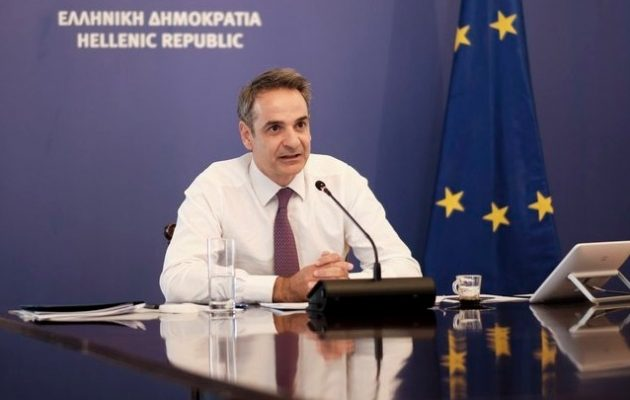 Κορωνοϊός: Τηλεδιάσκεψη Μητσοτάκη με Έλληνες ομογενείς γιατρούς για τον COVID-19