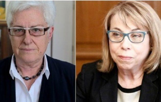 Δυο γυναίκες στην ηγεσία του ΣτΕ και του Αρείου Πάγου