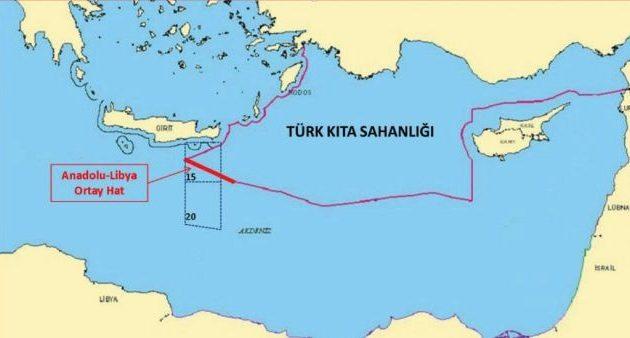 Yeni Safak: Η Τουρκία αρχίζει έρευνες κάτω από την Κρήτη