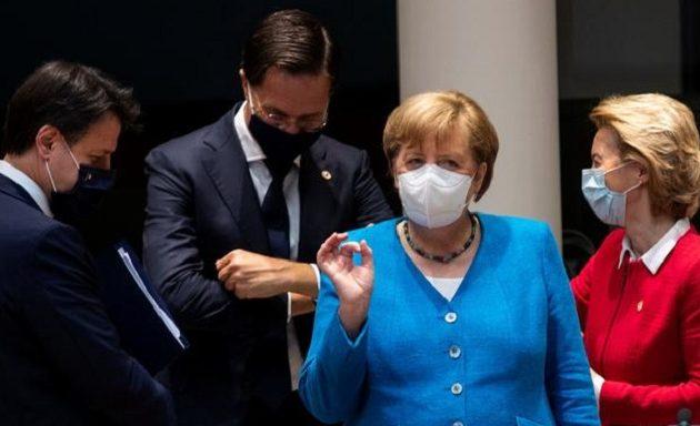 Η Γερμανία αποφασίζει: με την ΕΕ ή με την Τουρκία;
