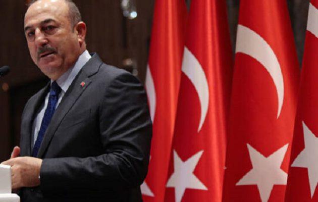 Τσαβούσογλου: Το «χαβά» του για την Αγία Σοφία – «Κλάψα» για την τούρκικη σημαία