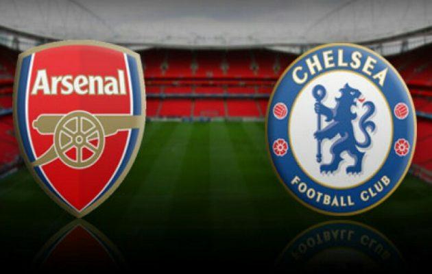 Η σεζόν κλείνει στην Αγγλία με τον τελικό του κυπέλλου Άρσεναλ-Τσέλσι το Σάββατο