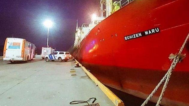 Ναυτικοί κόλλησαν κορωνοϊό ενώ ήταν 35 μέρες στη θάλασσα