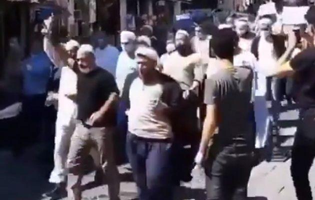 Αυτή είναι η Τουρκία του Ερντογάν με την οποία θέλετε ορισμένοι να διαπραγματευτείτε (βίντεο)