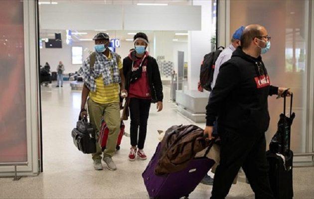 Κορωνοϊός: 25 νέα κρούσματα στην Ελλάδα, τα 8 εισαγόμενα – Η γεωγραφική διασπορά