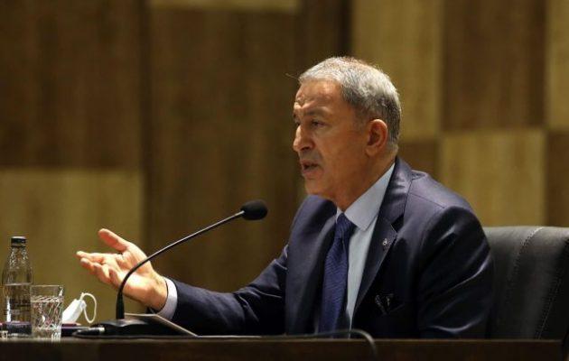 Ακάρ: Δεν αλλάζει η ισορροπία δυνάμεων Ελλάδας-Τουρκίας επειδή αγόρασαν μεταχειρισμένα αεροσκάφη