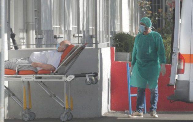 Αλβανία: Καλπάζει ο κορωνοϊός – Εστίες διάδοσης τα νοσοκομεία