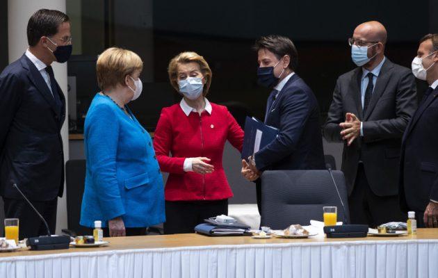 Σύνοδος Κορυφής: Οι βόρειοι «πετσοκόβουν» το Ταμείο Ανάκαμψης – Έφυγε ο πρωθυπουργός του Λουξεμβούργου