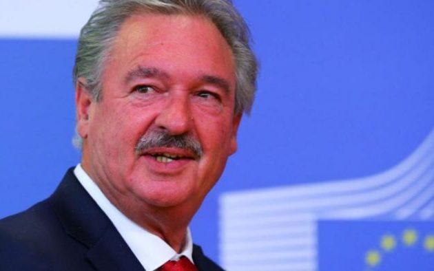 Καταπέλτης κατά της Τουρκίας ο ΥΠΕΞ του Λουξεμβούργου Ζαν Άσελμπορν