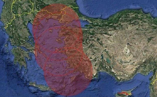 Yeni Safak: Με τους νέους πυραύλους «Atmaca» το Αιγαίο γίνεται «τουρκική λίμνη»
