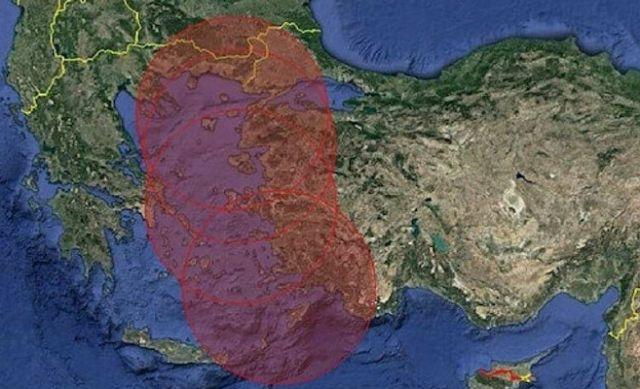 Yeni Safak: Με τους νέους πυραύλους «Atmaca» το Αιγαίο γίνεται ...