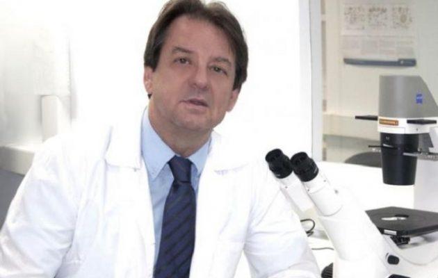 Γραβάνης: Η «Δέλτα» προκαλεί πιο βαριά νόσο – Θα μολυνθεί έως 70% των ανεμβολίαστων