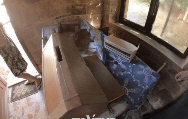Μπαράξ διαρρήξεων στη Χίο: Έσπασαν αυτοκίνητα, έκλεψαν εκκλησία – Κατηγορούν τους μετανάστες