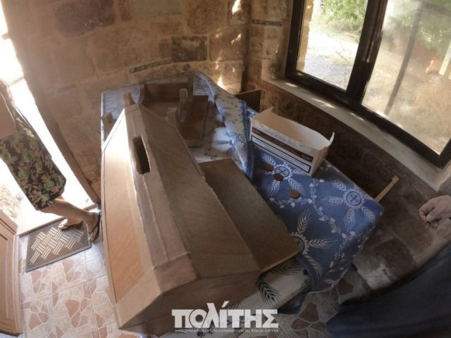Μπαράξ διαρρήξεων στη Χίο: Έσπασαν αυτοκίνητα, έκλεψαν εκκλησία ...