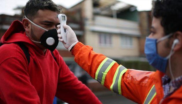 Κολομβία Covid-19: Εδώ και τρία 24ωρα πάνω από 2.000 κρούσματα ημερησίως