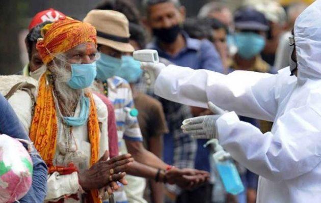 Ινδία: Σχεδόν ένα εκατομμύριο τα κρούσματα του κορωνοϊού – 24.915 θάνατοι
