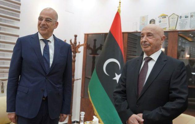 Ρουά Ματ Δένδια στη Λιβύη: Ελληνικό προξενείο στη Βεγγάζη – Τα τουρκικά προϊόντα αντικαθίστανται από ελληνικά