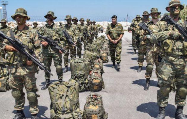 Ο πρόεδρος του ΕΔΕΚ ζήτησε περισσότερο ελληνικό στρατό στην Κύπρο