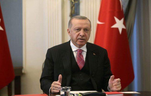 Ανυποχώρητα προκλητικός ο Ερντογάν: Θα συνεχίσουμε τις γεωτρήσεις στην Αν. Μεσόγειο