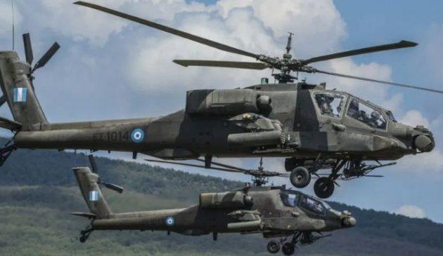 Το Ισραήλ θα εξοπλίσει τα ελληνικά ελικόπτερα με φονικούς πυραύλους