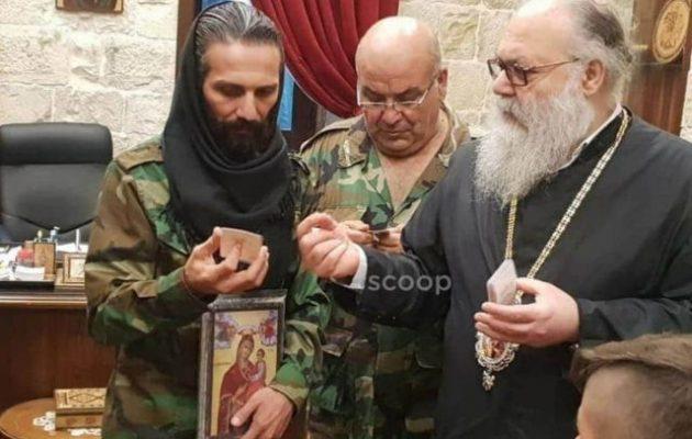 Αντίγραφο της Αγίας Σοφίας θα χτίσουν στη Σελευκόβηλο της Χάμα οι Έλληνες της Συρίας