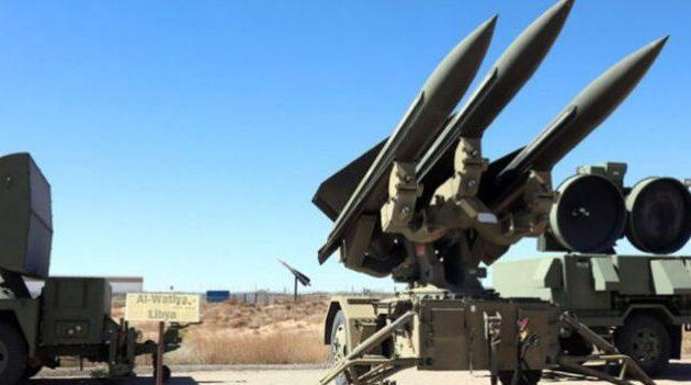 Τουρκική βάση το στρατιωτικό αεροδρόμιο της Αλ Ουατίγια στη Λιβύη – Πέρασε σε τουρκικό έλεγχο