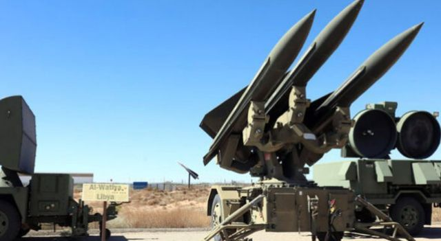 Τουρκική βάση το στρατιωτικό αεροδρόμιο της Αλ Ουατίγια στη Λιβύη ...