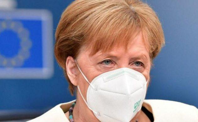 H Μέρκελ προειδοποιεί για 20.000 κρούσματα κορωνοϊού την ημέρα στην Γερμανία