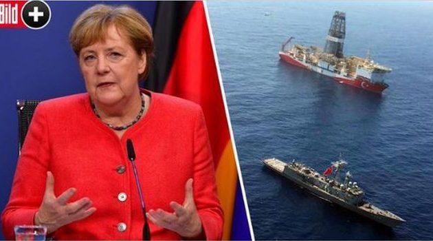 «Μέρκελ σωτήρα μας» – Η Bild γράφει ότι την Τρίτη βράδυ θα είχαμε πόλεμο και μας… έσωσε η Γερμανίδα