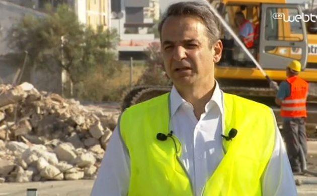 Ξεκίνησαν οι κατεδαφίσεις στο Ελληνικό – Μητσοτάκης: «Μπορεί να χρειαστεί και μια δεκαετία…»