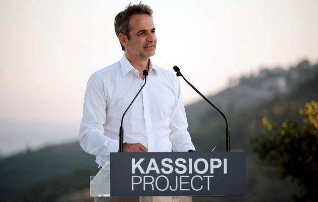 Υβριστικό tweet Ρότσιλντ κατά Μητσοτάκη για το Kassiopi Project: Τον χαρακτηρίζει «ανόητο»