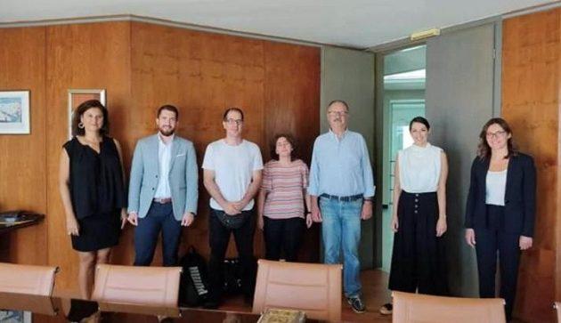Επίκουρη καθηγήτρια στο Πανεπιστήμιο Θεσσαλίας ορκίστηκε η Μπέττυ Μπαζιάνα
