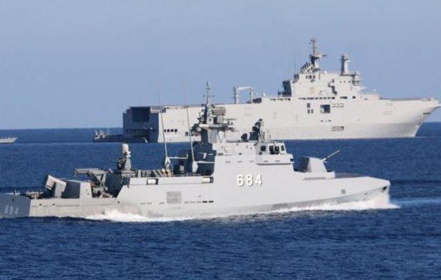 Ελλάδα και Γαλλία προχωράνε σε διμερή στρατιωτική συμμαχία – Μαζί απέναντι στους νεο-οθωμανούς