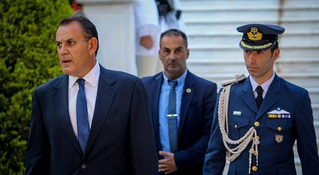 Τι είπε ο Παναγιωτόπουλος στη Σακελλαροπούλου για τις τουρκικές κινήσεις στο Αιγαίο