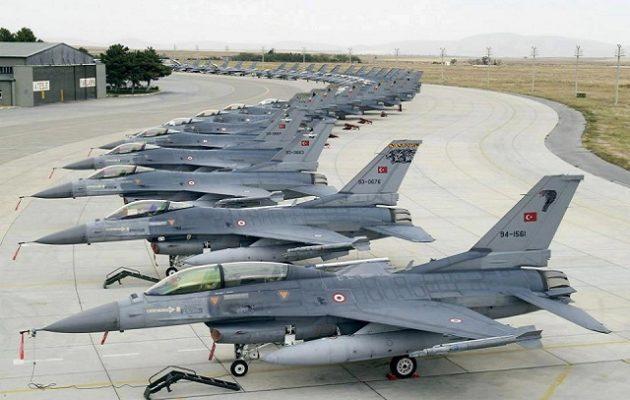 Πώς ο Ερντογάν διέλυσε την Πολεμική Αεροπορία της Τουρκίας – Γιατί ψάχνεται για πυραύλους