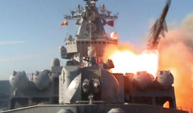 Το Ρωσικό Ναυτικό θα κάνει άσκηση στην ελληνική ΑΟΖ κοντά στο Καστελόριζο με NAVTEX των Τούρκων