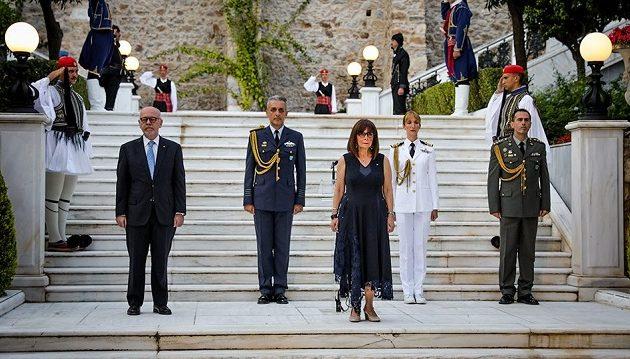 Σακελλαροπούλου: Η Τουρκία διολισθαίνει προς τον ακραίο εθνικισμό και εξισλαμισμό
