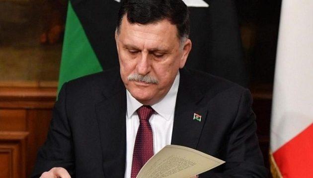 Λιβύη: Ο Τουρκολίβυος Σαράτζ ανακοίνωσε την απόφασή του να παραιτηθεί