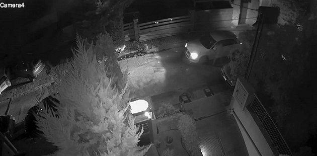 Η στιγμή που ο δράστης πυροβολεί τον Στέφανο Χίο (φωτο)