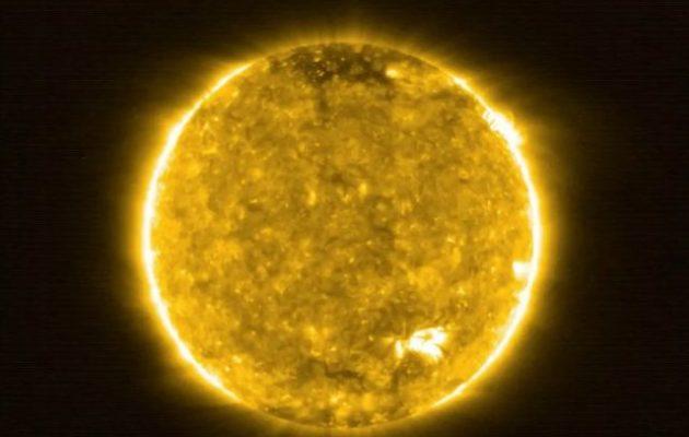 Αυτή είναι η πιο κοντινή φωτογραφία του Ήλιου