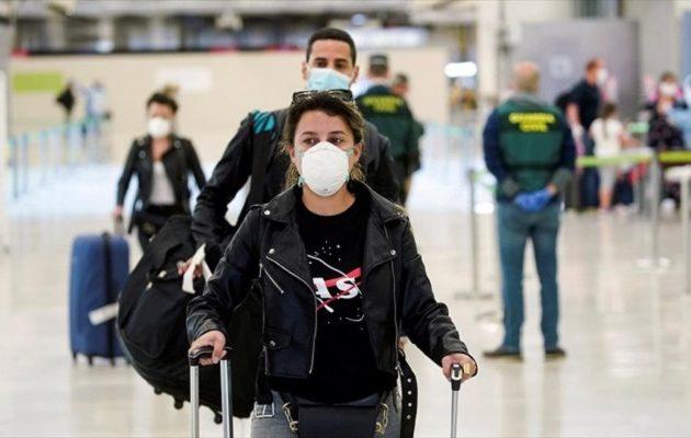 Ανατροπή από Βρετανούς: Δεν θα τίθενται σε καραντίνα οι ταξιδιώτες από Ελλάδα