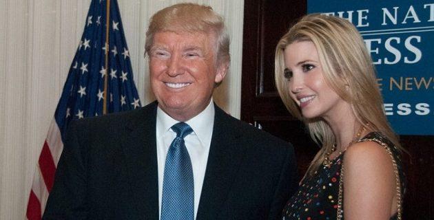 Τραμπ: «Αν δεν ήταν κόρη μου η Ιβάνκα, θα βγαίναμε ραντεβού»