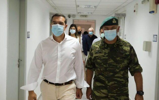"""Τελεσίγραφο Τσίπρα στην Τουρκία από την Εθνοφυλακή: «Δεν υπάρχουν """"γκρίζες ζώνες""""»"""