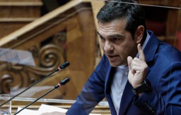 Τσίπρας: Εμείς φέραμε πλεονάσματα και 37 δισ. στα δημόσια ταμεία και όχι χρεοκοπία