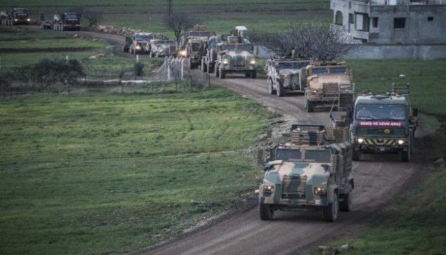 Ο τουρκικός στρατός αποχωρεί από ακόμα ένα φυλάκιό του στη Β/Δ Συρία