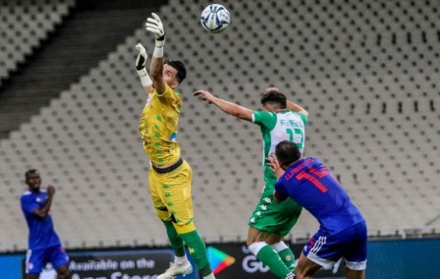 Αήττητος προς τον τίτλο ο Ολυμπιακός 0-0 με τον Παναθηναϊκό στο ΟΑΚΑ
