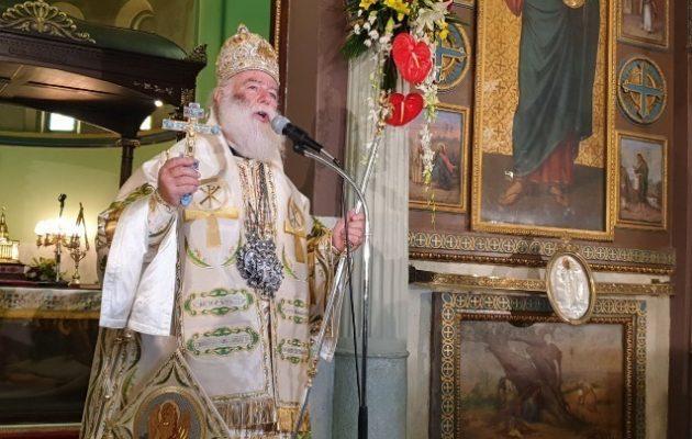 Πατριάρχης Αλεξανδρείας: Ο Ερντογάν χρησιμοποιεί την Αγία Σοφία για αλλότριους σκοπούς
